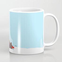 Brown Bear and Squirrel Coffee Mug