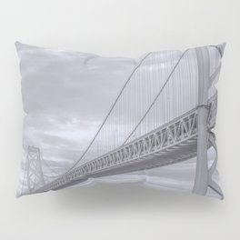Bay Bridge Pillow Sham
