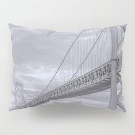 Bay Bridge Pillow Sham
