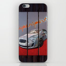 Supersports iPhone Skin