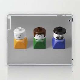 Duplo Family Laptop & iPad Skin