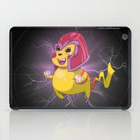 magneto iPad Cases featuring Electro Magneto by Arthur Porto