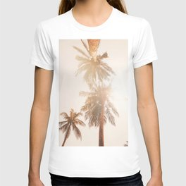 Golden State of Mind - California Palm Trees T-shirt
