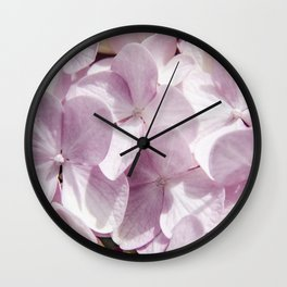 Together in Pink Wall Clock