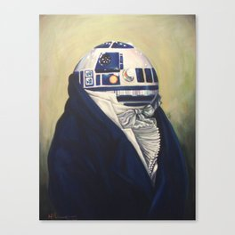 R2-Duke2 Canvas Print