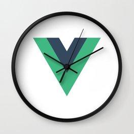 VueJs Wall Clock