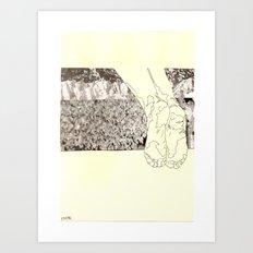 soil Art Print