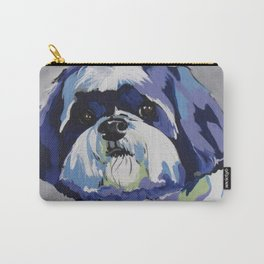Ringo the Shih Tzu Carry-All Pouch