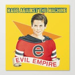 rage against the machine evil empire 2020 Canvas Print