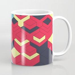 Two Sides A + B Coffee Mug
