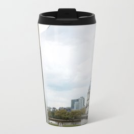 View from the Queen's House Metal Travel Mug