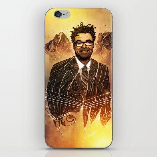 Mauro Ranallo iPhone & iPod Skin