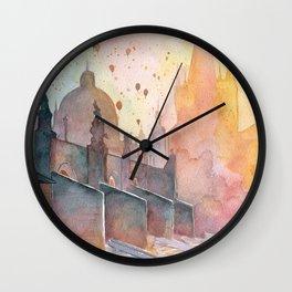 Charles Bridge, Prague Wall Clock