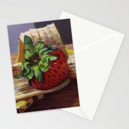 Banana Split Stationery Cards