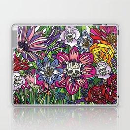 """""""Skull Garden III"""" by Schmiedlin 2013 Laptop & iPad Skin"""