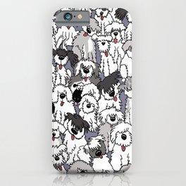 Original Sheepdogs On Watch iPhone Case