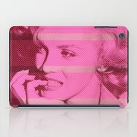 marilyn iPad Cases featuring Marilyn ! by Mr and Mrs Quirynen