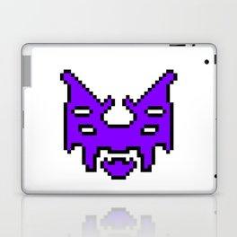 Pixel invader : Purple Laptop & iPad Skin