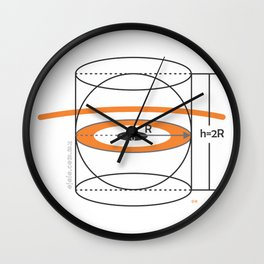 volume Wall Clock
