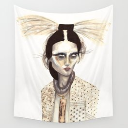 Sotto la giacca niente Wall Tapestry