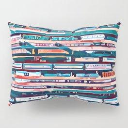 Cool patterns ~ Train Jam Pillow Sham