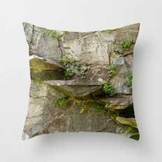 The Fragile Stairs Throw Pillow