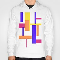 geo Hoodies featuring Geo by lillianhibiscus