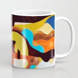 Planetary Exploration                          by  Kay Lipton Coffee Mug