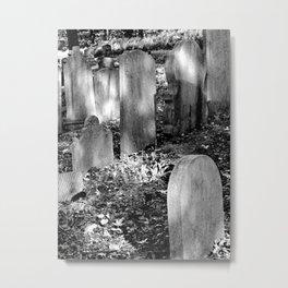 Tarnished dreams Metal Print