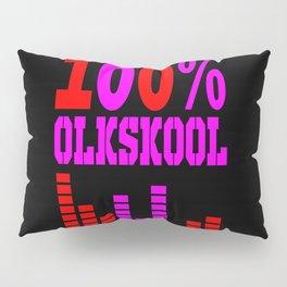 oldskool raver Pillow Sham