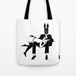 Master and servant Tote Bag