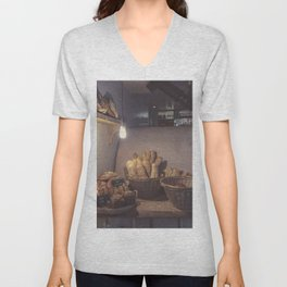 Bakery Unisex V-Neck