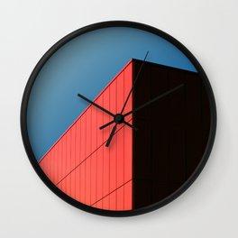 The Cube Wall Clock