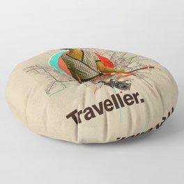Traveller Floor Pillow
