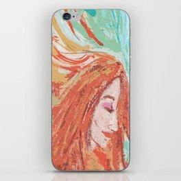 Firey iPhone Skin