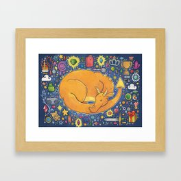 Treasure Framed Art Print