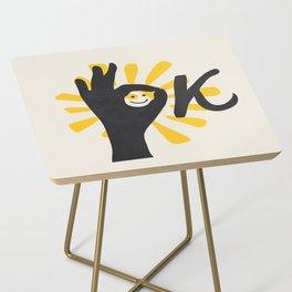 OK Side Table