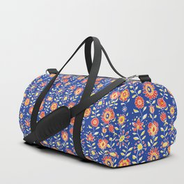 wonky wildflower waterfall ... Duffle Bag