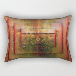 The Surface of Solitude-Infinity Rectangular Pillow