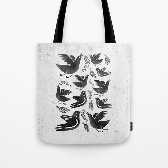 Fly and Fight Tote Bag
