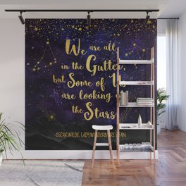 Wilde - Looking At The Stars Wall Mural