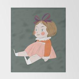 Dolly Throw Blanket