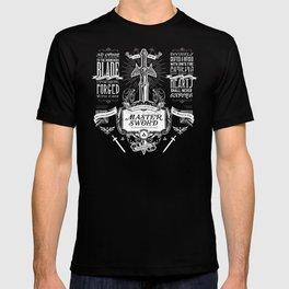 Legend of Zelda Vintage Master Sword Advertisement T-shirt