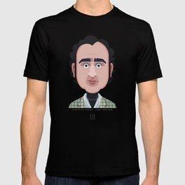 Comics of Comedy: A N D Y Kaufman T-shirt