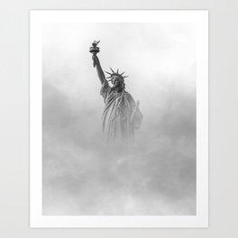 Statue of Liberty, NY Art Print