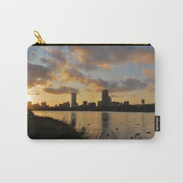 Boston at Sunrise - Massachusetts, New England Carry-All Pouch