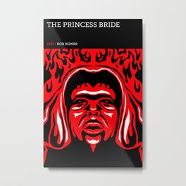 The Princess Bride Metal Print