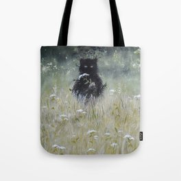 Nature Spirit - painting Tote Bag