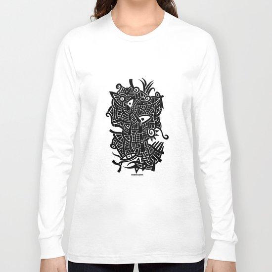 - androgynous fish - Long Sleeve T-shirt