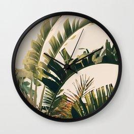 Tropic Sky Wall Clock